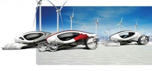 Conceptul Nissan V2G, castigator la Auto Show Design Challenge17587