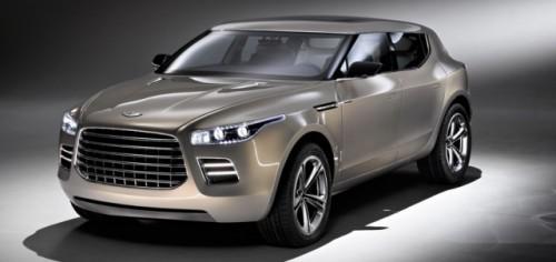 Noi imagini cu Aston Martin Lagonda17583