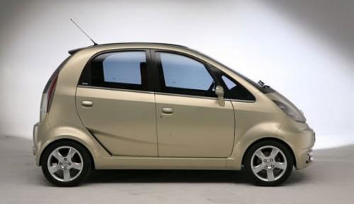 Tata Nano Europa: detalii complete17566