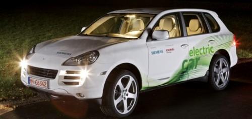 Porsche si Ruf au creat primul Cayenne electric17557