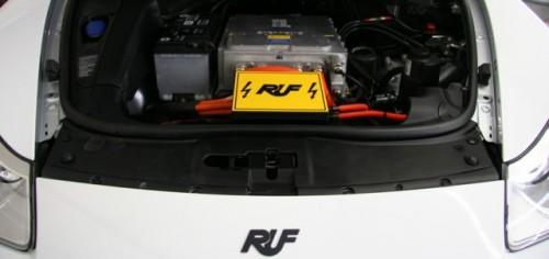 Porsche si Ruf au creat primul Cayenne electric17559