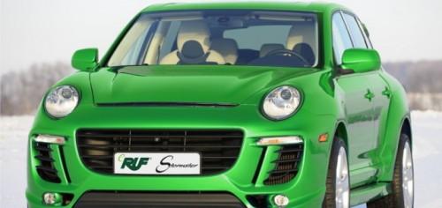 Porsche si Ruf au creat primul Cayenne electric17560