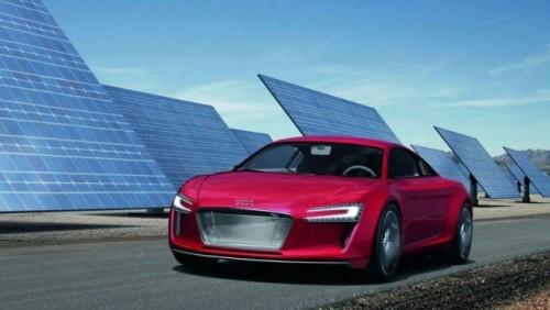 Audi e-Tron va fi produs in 1.000 de exemplare17519