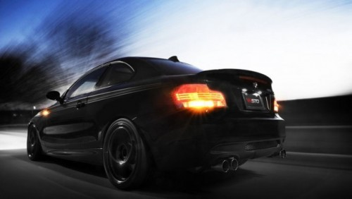 Tuning demential pentru BMW 135i Coupe17492