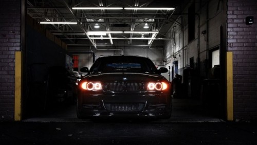 Tuning demential pentru BMW 135i Coupe17496