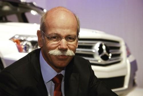 Dieter Zetsche este noul presedinte ACEA17473