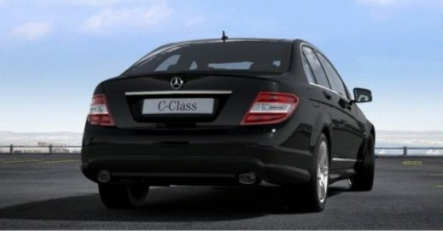 Mercedes C-Klasse facelift, dezvaluit accidental17469