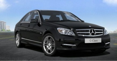 Mercedes C-Klasse facelift, dezvaluit accidental17470