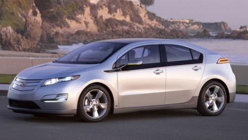 Chevrolet Volt va fi lansat in California17459