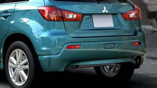 Primele imagini cu noul Mitsubishi RVR17414