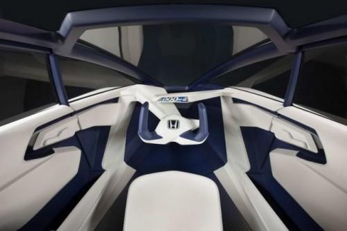 Honda P-NUT Micro Coupe Concept17399