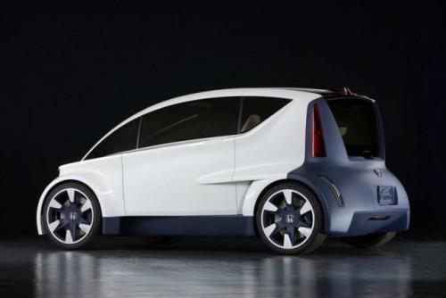 Honda P-NUT Micro Coupe Concept17403