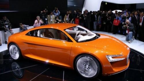Concept car: Audi e-tron17383