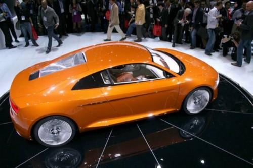 Concept car: Audi e-tron17388