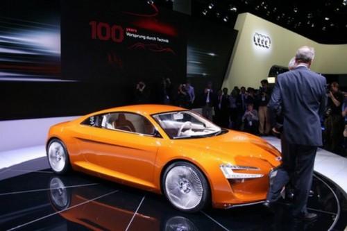 Concept car: Audi e-tron17391