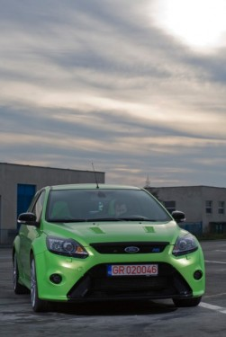 Ford Focus RS cu 371 CP, tunat in Romania17343