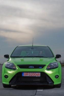 Ford Focus RS cu 371 CP, tunat in Romania17345