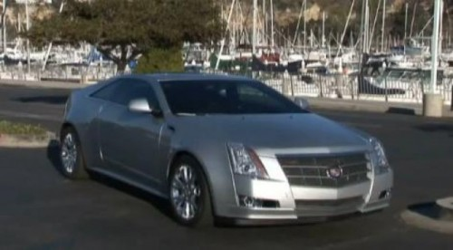 VIDEO: Cadillac CTS Coupe in actiune17331