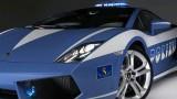 Politia italiana a distrus Lamborghini-ul din dotare17316