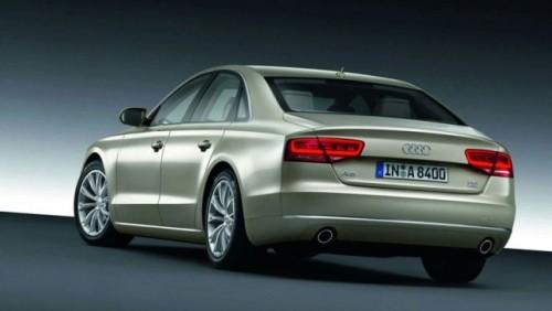 OFICIAL: Iata noul Audi A817304