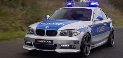 AC Schnitzer, BMW 123d pentru Politia germana17250