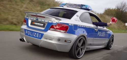 AC Schnitzer, BMW 123d pentru Politia germana17255
