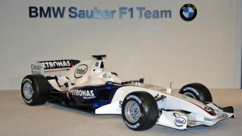 Peter Sauber a cumparat echipa BMW Sauber17239