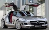 Prima imagine cu Mercedes SLS AMG tunat de Brabus17219