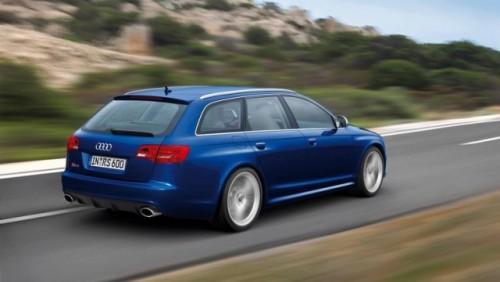 Audi A6 Avant, droguri, viteza17209