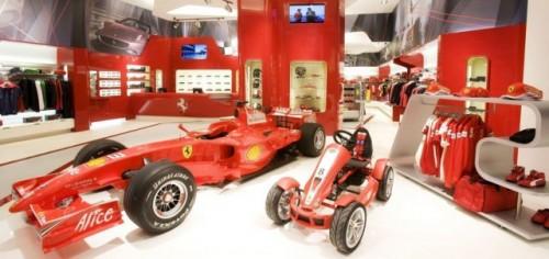 Ferrari Store Bucuresti, al doilea ca marime in Europa17199