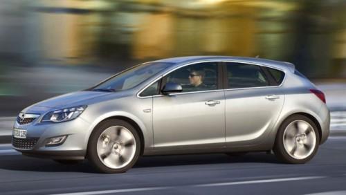 Noul Opel Astra, 5 stele la Euro NCAP17188
