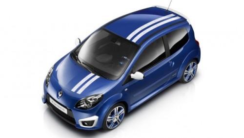 Renault a prezentat noul Twingo Gordini RS17176
