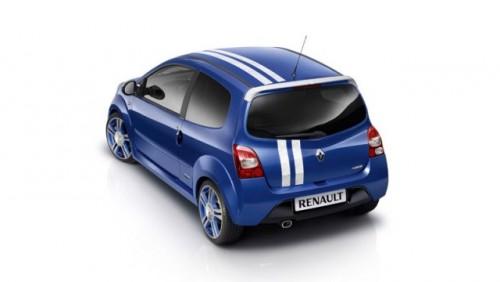 Renault a prezentat noul Twingo Gordini RS17179