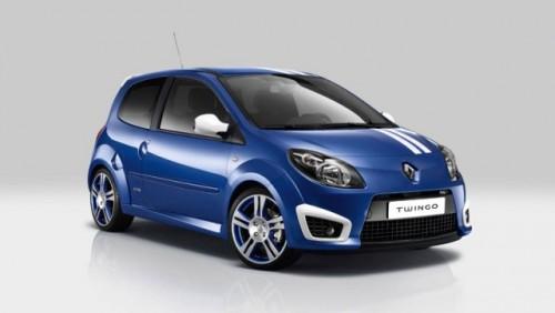 Renault a prezentat noul Twingo Gordini RS17182