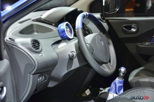 Renault a prezentat noul Twingo Gordini RS17184