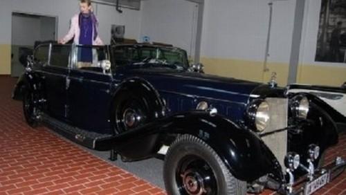 Un miliardar rus a cumparat Mercedesul lui Hitler17135