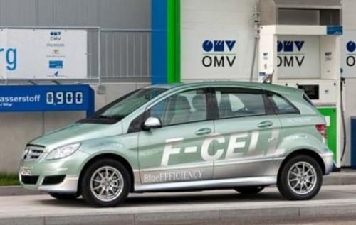 Daimler va lansa un model pe hidrogen in 201517132