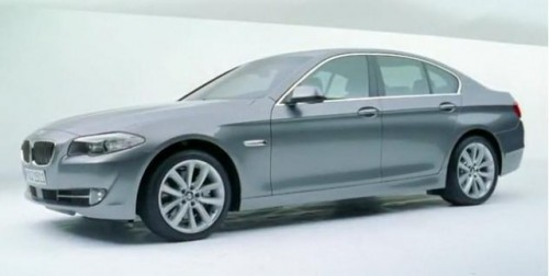 Galerie Video: Noul BMW Seria 5 se prezinta17130
