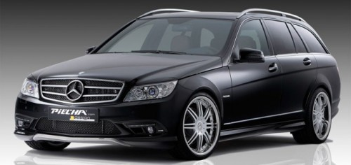 Mercedes C-Class Estate, by Piecha Design17092