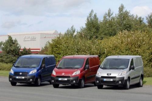 Vanzarile de autovehicule comerciale usoare si minibuse au scazut cu 66,39%, dupa primele 10 luni17089