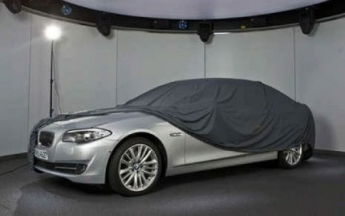Primele imagini cu noul BMW Seria 517067