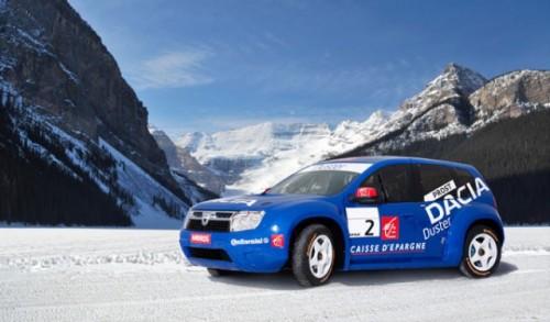 Prima infatisare a SUV-ului Dacia Duster!16968