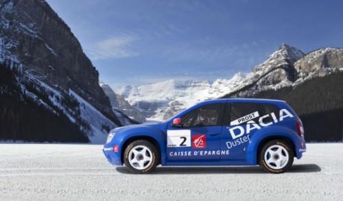 Prima infatisare a SUV-ului Dacia Duster!16969