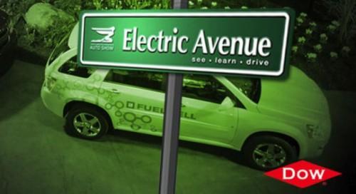 Salonul Auto de la Detroit va avea o zona dedicata modelelor electrice16885