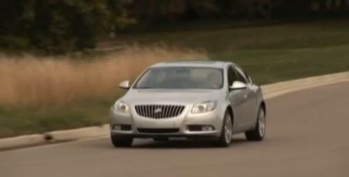 VIDEO: Buick Regal se prezinta16883