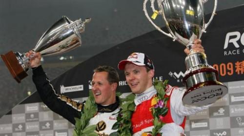 Cursa Campionilor 2009: Ekstrom il invinge din nou pe Schumacher16853