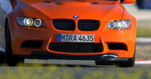 BMW M3 GTS se prezinta intr-un nou video16850