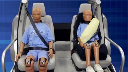Ford a inventat centura de siguranta cu airbag16840