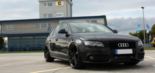 Audi A4 Avant Black Arrow, by AVUS Performance16817