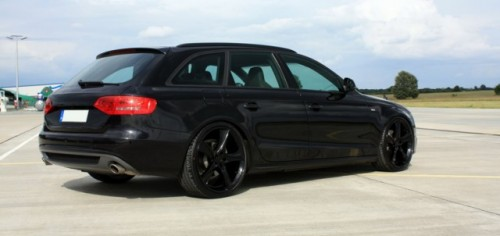 Audi A4 Avant Black Arrow, by AVUS Performance16818